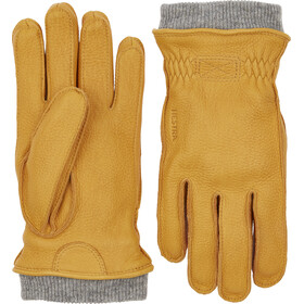 Hestra Malte Gloves, natural yellow